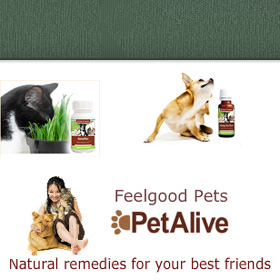 Pet Alive Natural Remedies